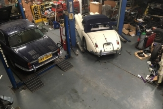 Specialising in all types Jaguar